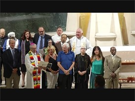 1-October Interfaith Service - RAW VIDEO