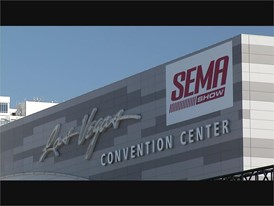 SEMA Show Brings the Automotive Industry to Las Vegas