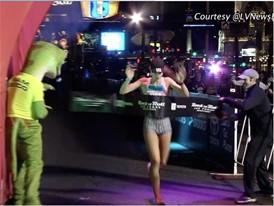 Marathon - Female Winner