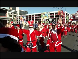 2018 Las Vegas Great Santa Run