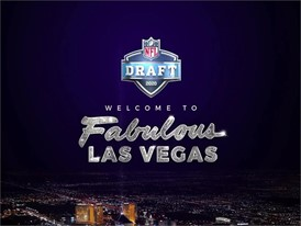 Las Vegas to Host the National Football League (NFL) 2020 Draft