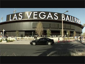 Las Vegas Ballpark Opens