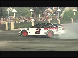 NASCAR Burnout