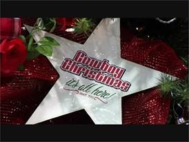 Cowboy Christmas B-Roll