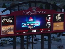 Las Vegas Bowl Pre-Game
