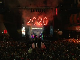 America's Party 2020 at the Fremont Street Experience
