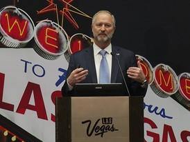 Steve Hill, LVCVA CEO/President