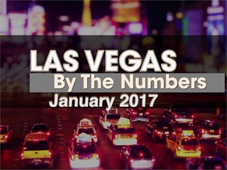 Las Vegas By The Numbers: January 2017 Solid with 3.5M Visitors