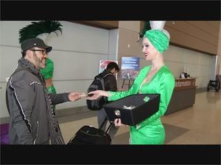Viva Aerobus Arrivals - RAW VIDEO