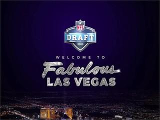 Las Vegas to Host the National Football League (NFL) 2020 Draft