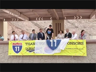 I-11 Opening RAW VIDEO