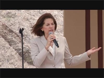 Senator Catherine Cortez Masto Soundbite