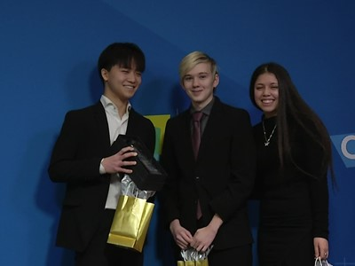 CTA Student Pitch Competition Winners