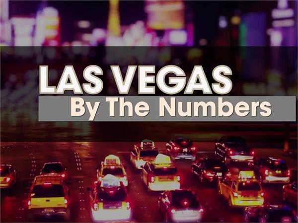 Las Vegas By The Numbers: September 2015