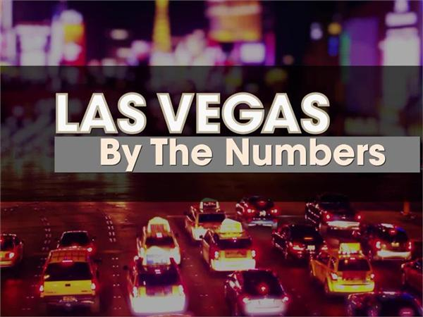 Las Vegas By the Number: 2015 Breaks Record