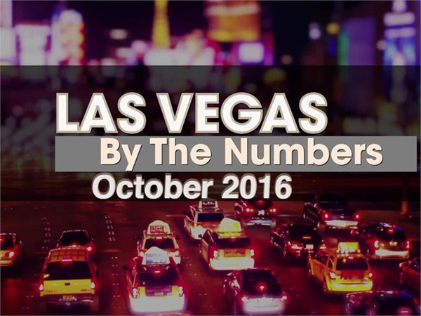Las Vegas By The Numbers October 2016