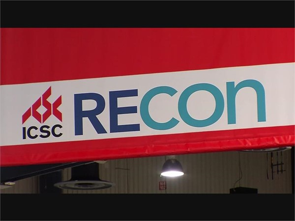 ICSC RECon Show B-Roll