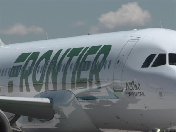 Frontier Airlines B-Roll RAW