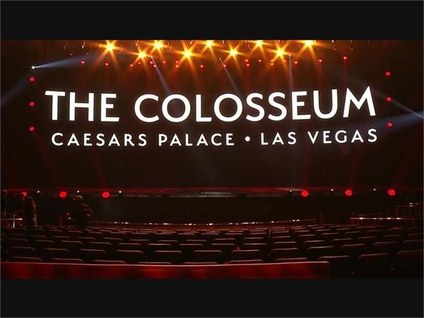 Caesars Palace Colosseum B-Roll
