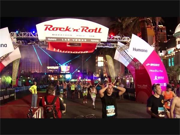 Las Vegas Rock 'n' Roll Marathon B-Roll