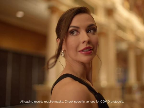 """""""The Dance,"""" the first ad in LVCVA's Vegas You campaign"""