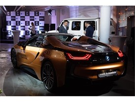 Launch event of the Festival of Motoring Sochi on December 5, 2018 in Moscow