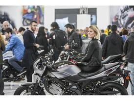 Visitors at Motobike Istanbul