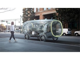Delivery vehicle Cody, IDEO, (photo: Cooper Hewitt Press Images/IDEO)