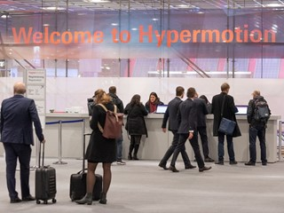 The future begins at the interfaces between mobility and logistics: more companies and start-ups at Hypermotion 2018