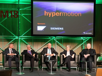 Mission accomplished: Modes of transport and communities establish new networks at Hypermotion 2018