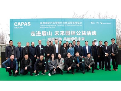 CAPAS Arbour Day - successfully held