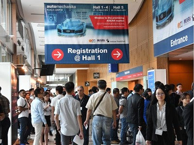 Automechanika Kuala Lumpur 2019 reached new heights for 'Sourcing, Training and Entertainment'