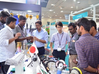 Revolutionary advancements at Automotive Engineering Show 2019 drove the industry to Chennai