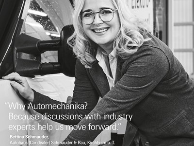 Real and up close: Automechanika launches workshop campaign with insiders