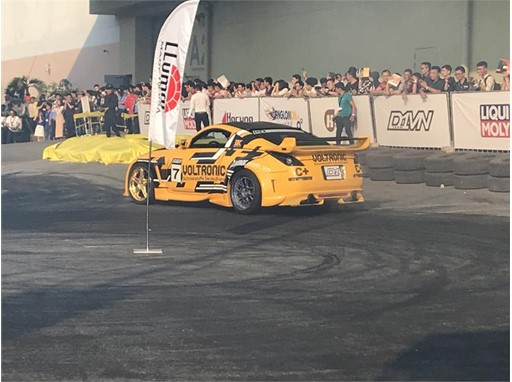 Drift Show at Automechanika Ho Chi Minh City