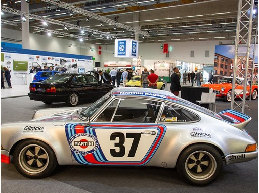 Classic Cars at Automechanika