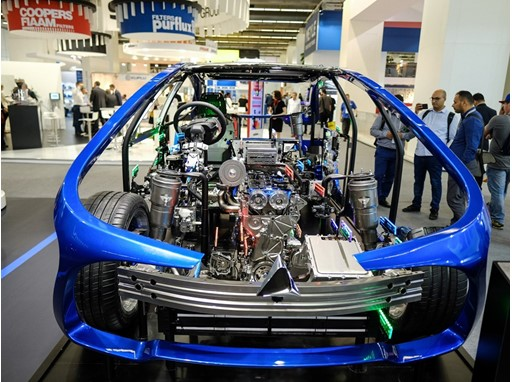 Impressions of Automechanika