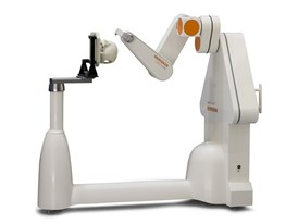 The Neuromate robot by Renishaw