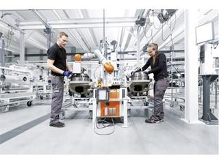 KUKA Industry 4.0 Cobot