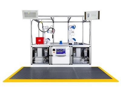 Yaskawa hybrid HC10 robots
