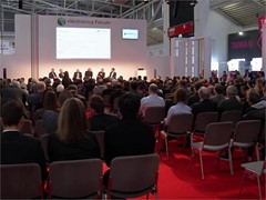 MESSE MÜNCHEN Presents Electronica 2016 – The Future Of Mobility At Electronica 2016: From Data Security To Autonomous Driving