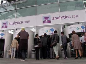 analytica 2016 – Footage Food Analysis
