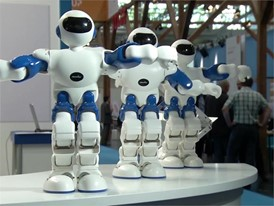 AUTOMATICA 2016 – Service Robotics