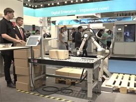 automatica 2018 – Der Mensch in der intelligenten Fabrik