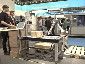 automatica 2018 – Humans in the smart factory