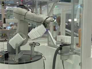 AUTOMATICA 2016: Industry 4.0 - Part 5