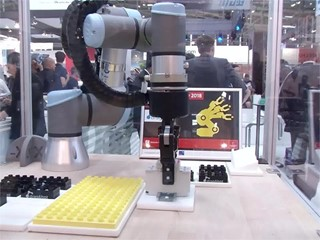 "automatica 2018: Rough cut ""Mensch in der Smart Factory/People in the Smart Factory"""