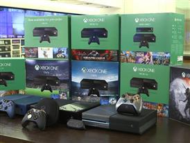 Xbox Holiday B-Roll