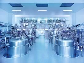 Remsima manufacturing site, Incheon, South Korea