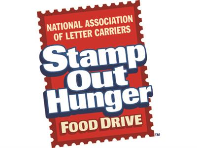 Letter Carriers' Stamp Out Hunger® Food Drive